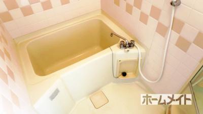 【浴室】フレグランスハイツ