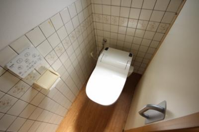 【トイレ】住吉宮町邸