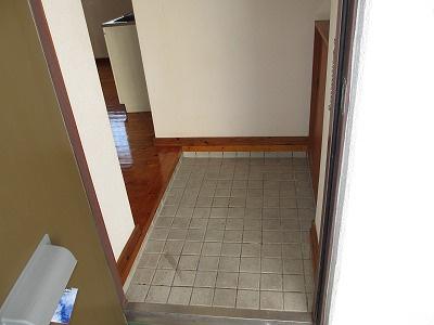【玄関】上原共同住宅第2