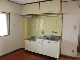 【キッチン】上原共同住宅第2
