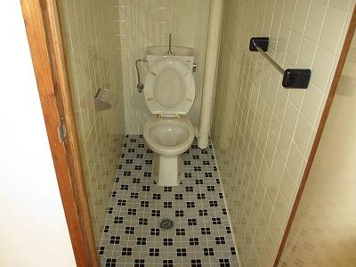 【トイレ】上原共同住宅第2