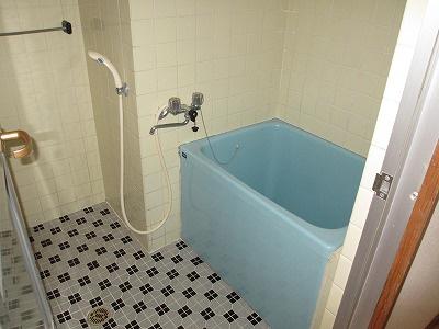 【浴室】上原共同住宅第2