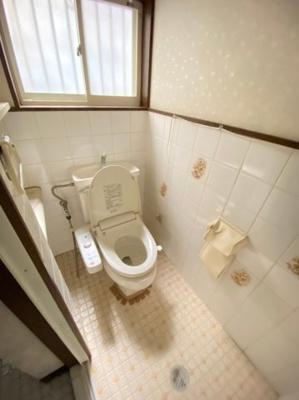 【トイレ】高丸7丁目貸家