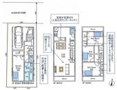 新築一戸建 川崎市中原区中丸子 1号棟の画像