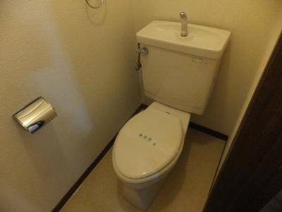 【トイレ】ヴィラサンシャワー
