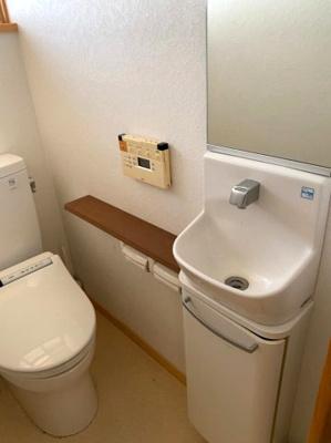 【トイレ】【中古戸建】有功中学校区 54265