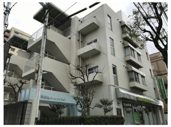 【外観】本山南パーク・マンション