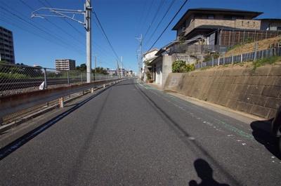 【前面道路含む現地写真】福岡市東区和白東3丁目