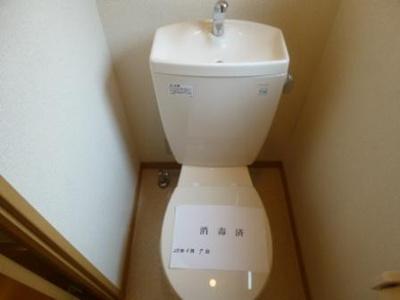 【トイレ】クイーンズコート