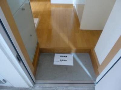 【玄関】クイーンズコート