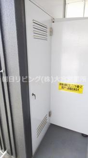 【収納】東急ドエル桶川ビレジ 1号棟