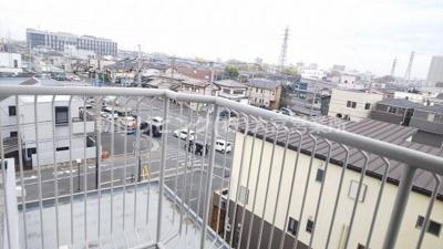 【展望】東急ドエル桶川ビレジ 1号棟