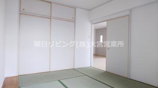 【和室】東急ドエル桶川ビレジ 1号棟