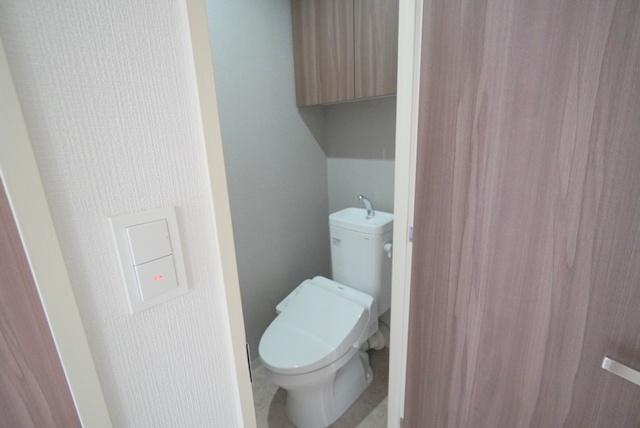 【トイレ】平塚市松風町 ベルグランデ湘南松風 2階