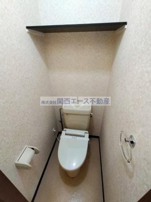【トイレ】イーストヴィラキタ