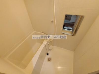 【浴室】イーストヴィラキタ