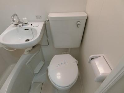 【トイレ】新丸子ダイカンプラザシティ