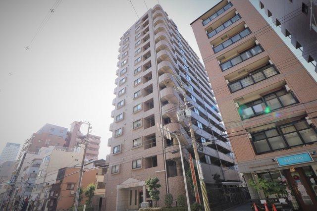 【外観】ライオンズマンション梅田中崎町