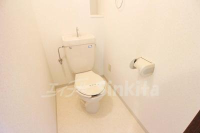 【トイレ】フレスコ21
