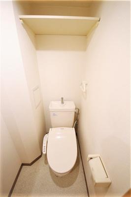 【トイレ】エステムコート大阪城前OBPリバーフロント