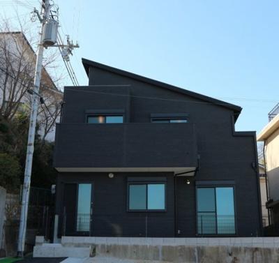 【外観】神戸市垂水区千鳥が丘2丁目 新築戸建