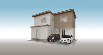 建築プラン例価格1,720万円