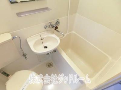 【浴室】パレドール八王子Ⅱ