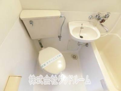 【トイレ】パレドール八王子Ⅱ
