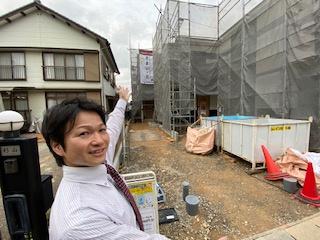 交渉力に自信のある営業マンが対応いたします! 新築戸建の事はマックバリュで住まい相談へお任せください。