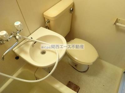 【浴室】ロワール本町