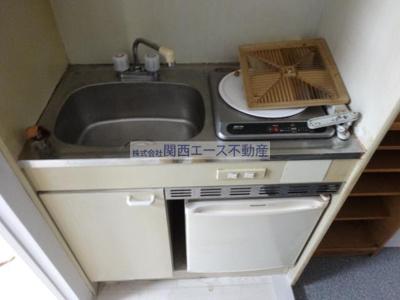 【キッチン】ロワール本町