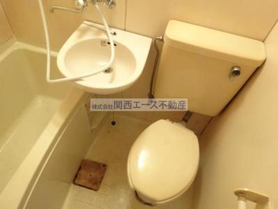 【トイレ】ロワール本町