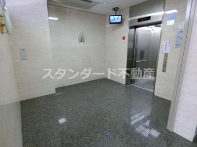 【エントランス】ノルデンタワー天神橋アネックス