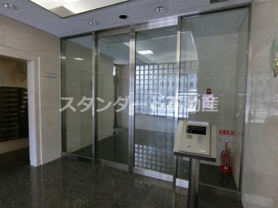 【セキュリティ】ノルデンタワー天神橋アネックス