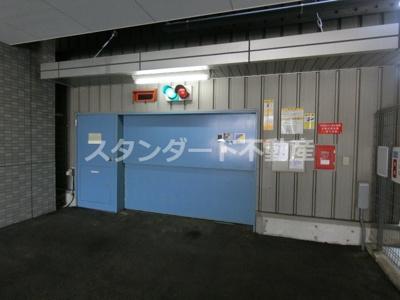 【駐車場】ノルデンタワー天神橋アネックス