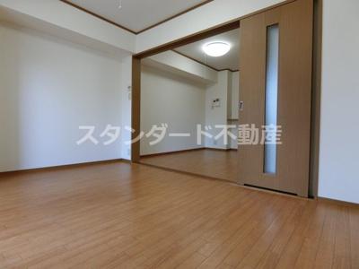 【洋室】ノルデンタワー天神橋アネックス