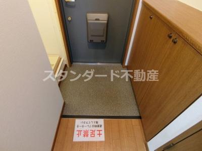 【玄関】ノルデンタワー天神橋アネックス
