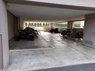 駐輪場バイク置場