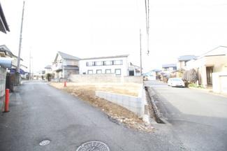 【外観】日高市原宿 建築条件なし売地 JR川越線『高麗川駅』徒歩6分 【高麗川小学区】