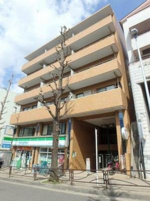 【外観】宮前平駅徒歩1分 貸店舗・事務所