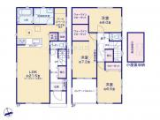 幸田町菱池20-3期(シリーズ名:リナージュ) 全2戸の画像