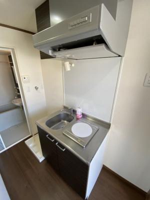 【キッチン】フォレストパーク上星川Ⅰ