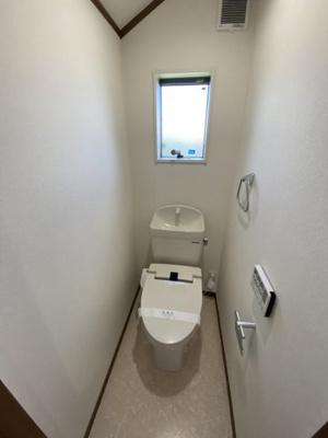 【トイレ】フォレストパーク上星川Ⅰ