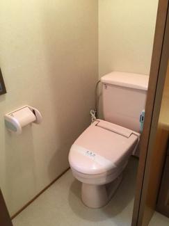 【トイレ】グレイス参番館