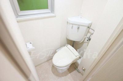 【トイレ】ベストレジデンス東三国