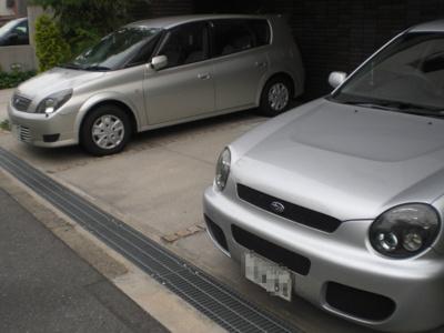 【駐車場】ジュネスガーデン