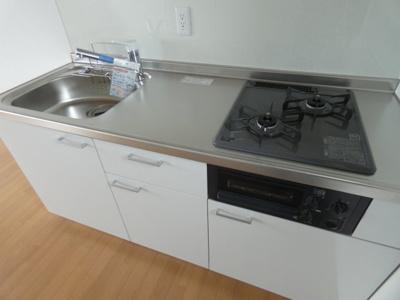 【キッチン】気子島貸アパート