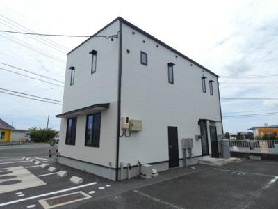 【外観】気子島貸アパート
