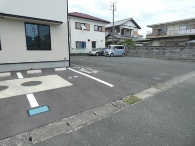 【駐車場】気子島貸アパート