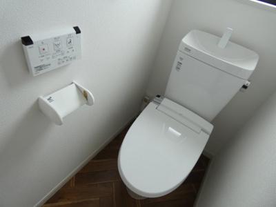 【トイレ】気子島貸アパート